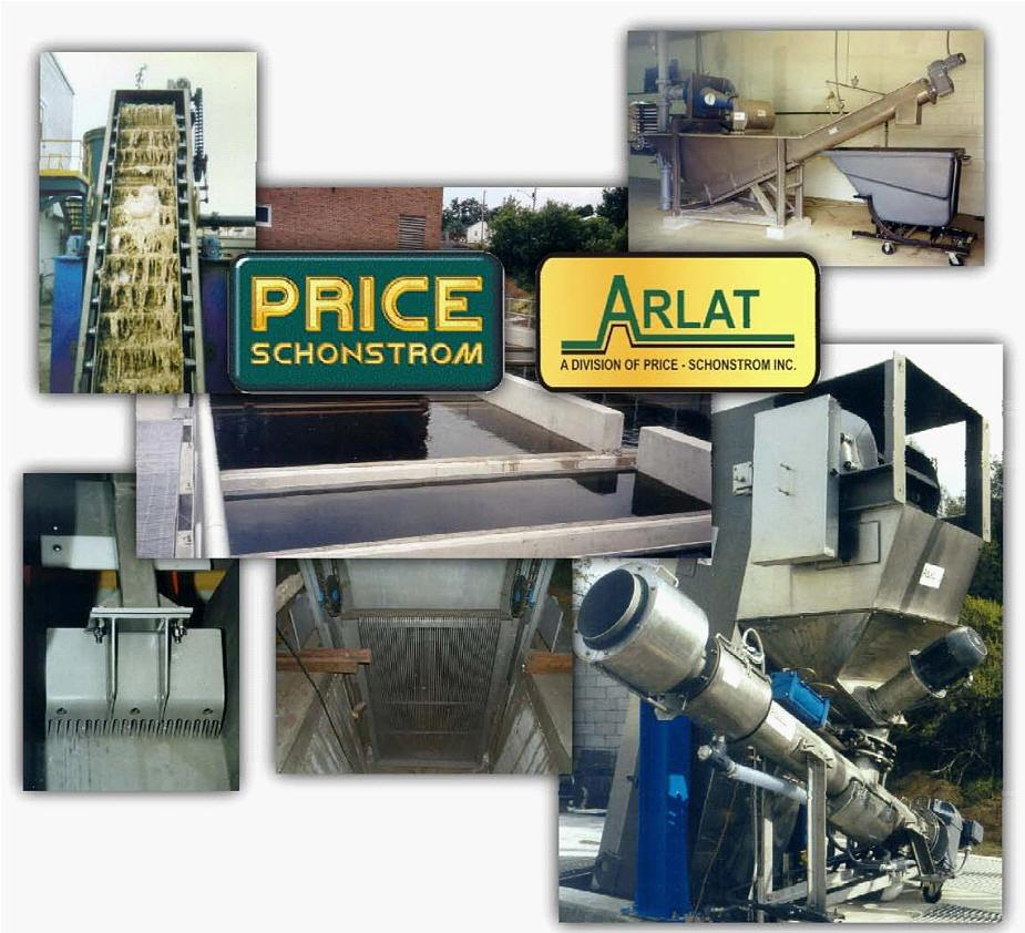 Arlat Technology manufacturer of water and wastewater equipment