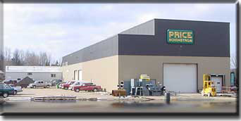 All manufacturing and assembly takes place within our facility in Walkerton, ON